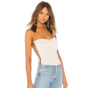 Superdown cut out cami from Revolve NWT